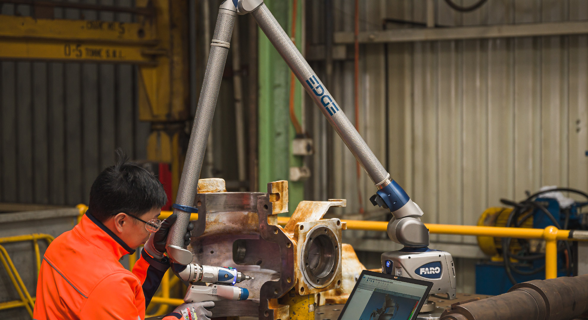 Coordinate Measuring Machine Platinum FaroArm