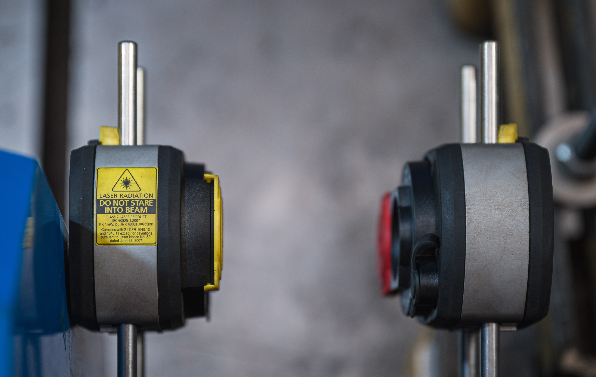 Gearbox Laser Alignment